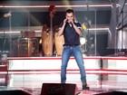 FOTOS: Danilo Dyba canta música sertaneja e agrada Daniel