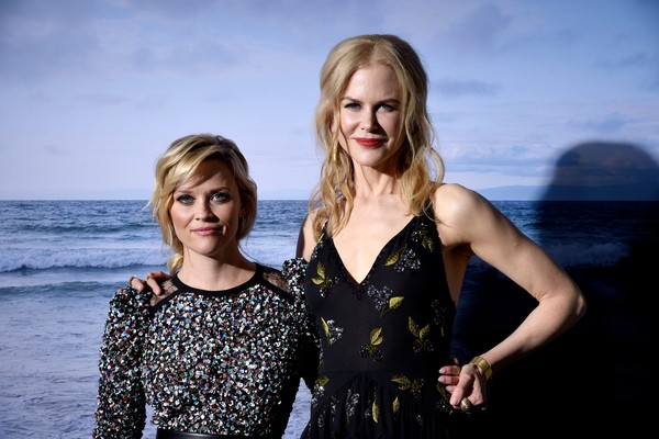 Reese Whiterspoon e Nicole Kidman (Foto: Getty Images)