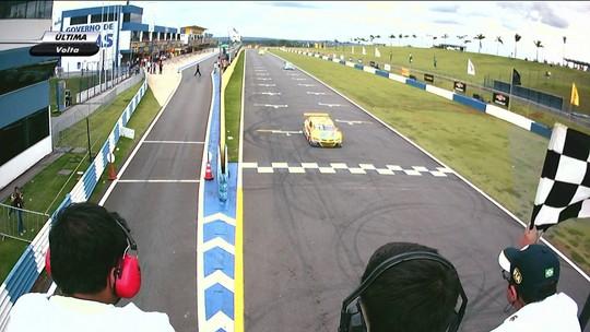 Na etapa de abertura em Goiânia, Serrinha leva 1ª corrida, e Zonta vence a 2ª