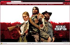 Tema: Red Dead Redemption
