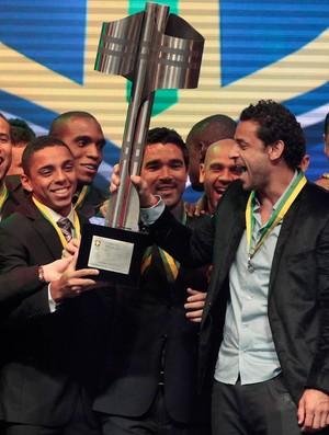 Fluminense  Brasileirão 2012 (Foto: Miguel Schincariol / Globoesporte.com)
