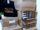 Polícia Federal faz operação de combate ao tráfico no ES