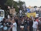 São Carlos e Araraquara têm protestos contra a reforma da Previdência Social