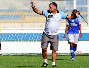 Toninho Andrade, técnico do Macaé (Foto: Assessoria/Divulgação)