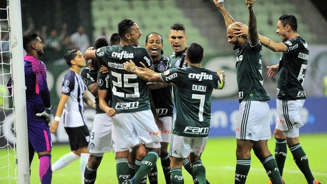 2636078947 Palmeiras x Alianza Lima - Taça Libertadores 2018 - globoesporte.com
