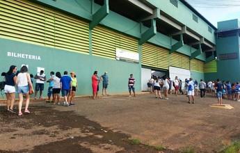 Rio Branco-AC x Rondoniense não terá venda de ingressos antecipados