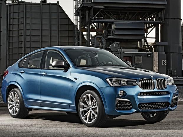 BMW X4 M40i (Foto: Divulgação)