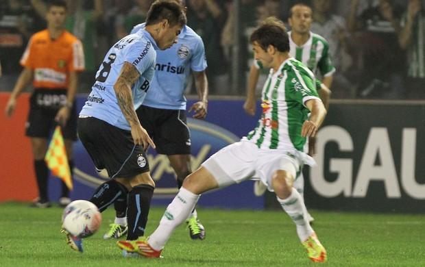Juventude x Grêmio (Foto: Itamar Aguiar / Futura Press)