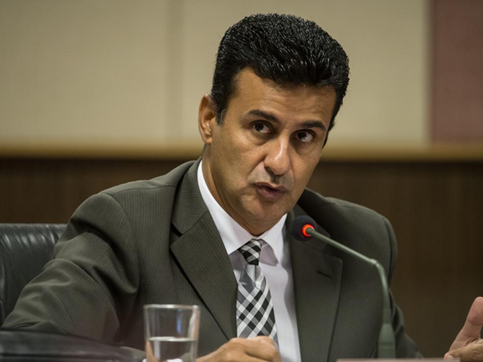 Denúncias foram apresentadas pelo ex-secretário Mauro Zaque (Foto: José Medeiros/Gcom MT)