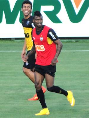 Treino Atlético-Mg  (Foto: Rafael Araujo)