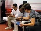 FOTOS: Participantes estreiam Sala de Bate-Papo do The Voice Brasil
