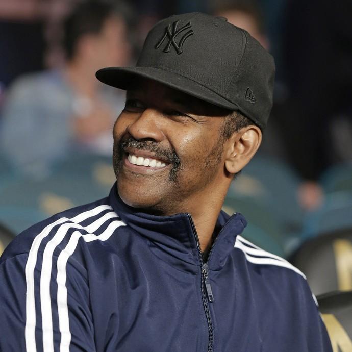 Ator Denzel Washington (Foto: AP)