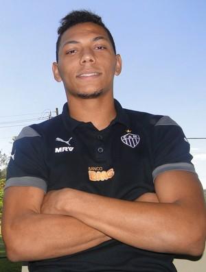 Alex Silva Atlético-MG (Foto: Fernando Martins Y Miguel)