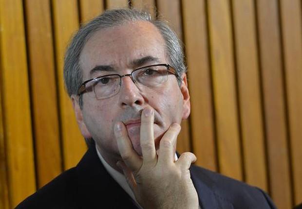 O ex-presidente da Câmara, Eduardo Cunha (PMDB-RJ) (Foto: Antonio Cruz/Agência Brasil)