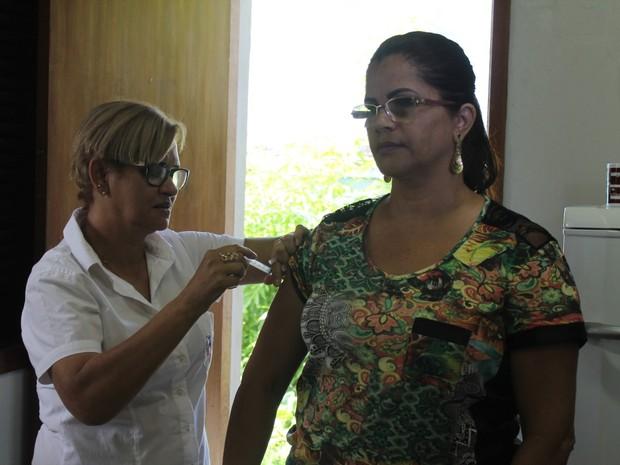 Município recebeu mais de 32 mil doses da vacina nesta segunda-feira (Foto: Prefeitura/Divulgação)