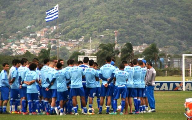 Avaí treino (Foto: Alceu Atherino/Avaí FC)