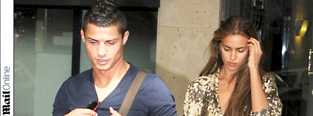 Cristiano Ronaldo Daily Mail (Foto: Site Daily Mail)