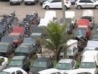 PM fica sem depósito para carros apreendidos em Joinville