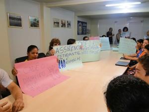 Cerca de 330 alunos foram contemplados com o auxílio estudantil (Foto: Arquivo Pessoal/ Rodrigo Souza)