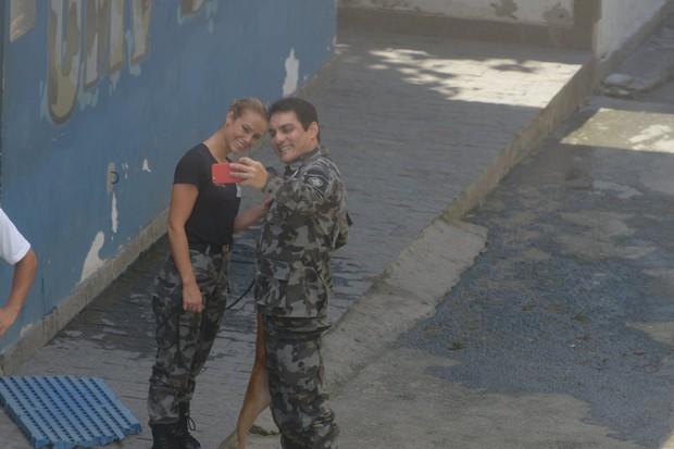 Paolla Oliveira (Foto: AgNews / Divulgação )