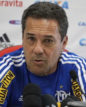 Vanderlei Luxemburgo, técnico do Flamengo (Foto: Gilvan de Souza / Flamengo)
