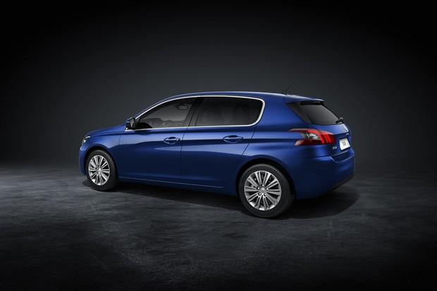 Peugeot 308 facelift (Foto: Divulgação)