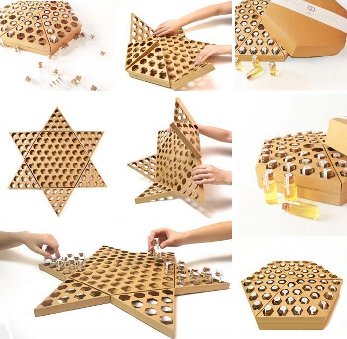 Embalagem de mel Funny Honey (Foto: Lu Zhao, Jian Zhang, Lin Huang, Tingyue Yan)