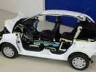 PSA Peugeot Citroën apresenta carro movido a ar comprimido