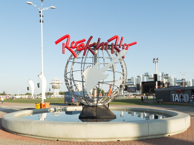 Bastidores Rock in Rio 2015 (Foto: Multishow)