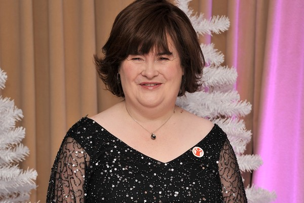 Susan Boyle recebeu uma proposta de um milhão de libras de uma produtora de filmes pornôs para perder a virgindade na frente das câmeras. Ela recusou educadamente. (Foto: Getty Images)