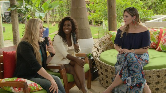 Sandra Redivo e Adélia falam sobre amizade que começou em uma gravação