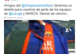 BLOG: Jornal espanhol promete ação com times da elite espanhola para a Chapecoense