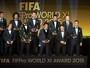 Em destaque: oito anos depois, Brasil ressurge na Festa de Gala da Fifa