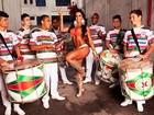 'Não me vejo fora do carnaval', avisa Gracyanne Barbosa