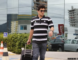 Aloísio diz que não fica no Figueirense em 2013 (Foto: Luiz Henrique / divulgação FFC)