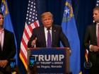 Donald Trump amplia vantagem nas primárias das eleições dos EUA