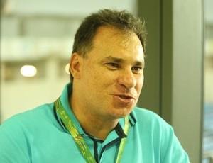 Mauro Araújo, diretor-presidente da Arena das Dunas (Foto: Alexandre Lago/GloboEsporte.com)