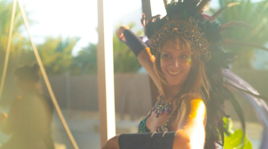 carnaval, fantasia (Foto: Reprodução/Pexels)