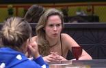 Ana Paula avalia reação da casa após seu retorno: 'As máscaras vão cair'