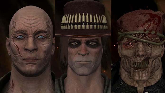 Mortal Kombat X ganhou mod que remove as máscaras dos lutadores (Foto: Reprodução/Murilo Molina)