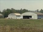 'Parecia um rojão', diz morador que escutou barulho de queda de avião