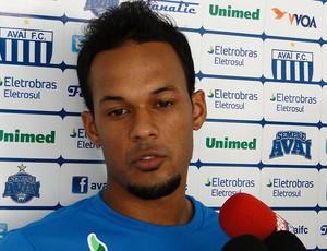 Volante Bruno, do Avaí (Foto: Alceu Atherino, divulgação / Avaí FC)