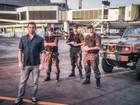 Supertenentes em ação! Elenco grava cenas eletrizantes em aeroporto do Rio de Janeiro