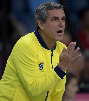 José Roberto Guimarães seleção Grand Prix (Foto: Divulgação/FIVB)