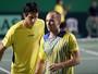 Em último ensaio, Soares e Melo são eliminados na estreia em Washington