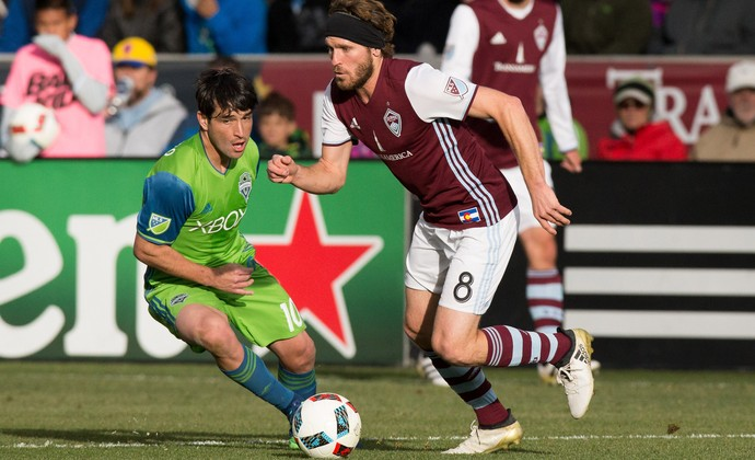 Seattle Sounders Colorado Rapids (Foto:  Isaiah J. Downing/Reuters)