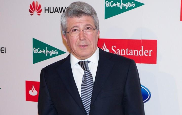 Enrique Cerezo Atlético de MadriMadri