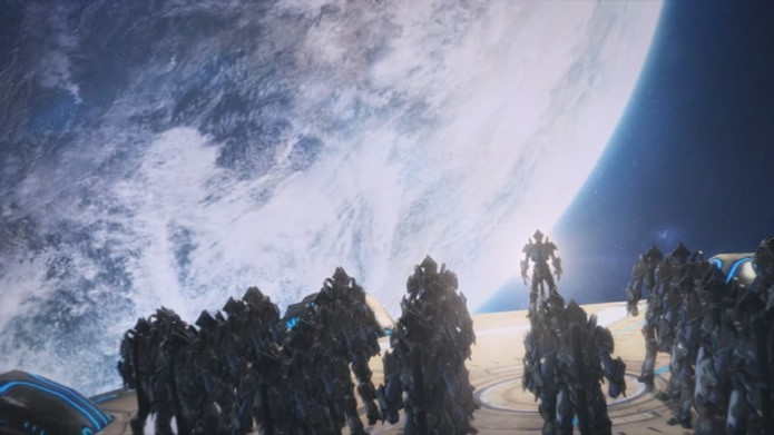 StarCraft 2: The Legacy of the Void encerrou a campanha mais trouxe muitas atualizações para as modalidades multiplayer (Foto: Reprodução/Daniel Ribeiro)