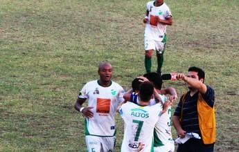 Série B do estadual tem cinco clubes  e aguarda decisão do Fluminense-PI