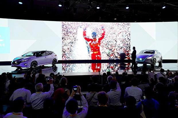 Nissan anuncia ida para Fórmula E em 2018 (Foto: Divulgação)